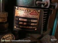 Motor Diesel Agrale M85 + Picadeira