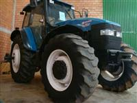 Trator Ford/New Holland TM 165 4x4 ano 02