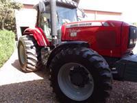 Trator Massey Ferguson 6360 4x4 ano 09