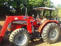 Trator Massey Ferguson MF 4283 4x4 ano 15