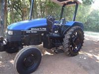 Trator Ford/New Holland TL 75E 4x2 ano 04