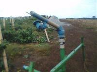 bomba de irrigação completa