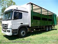 Santa Fé Transportes - Transporte de mudas em Geral