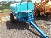 Tanque Para Transporte De Água. 2.000 Litros