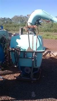Pulverizador Canhão Berthoud 400L