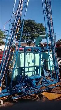 Pulverizador Berthoud 800L