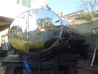 Tanques para Transporte de Leite