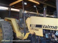 Trator Valtra/Valmet 980 4x4 ano 92