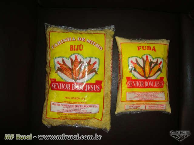 Farinha Milho Farinha de Milho Amarela