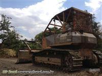 Trator De Esteira Komatsu D41E6-B 20998. Super Conservado!,