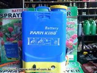Pulverizador Costal eletrico 16 litros
