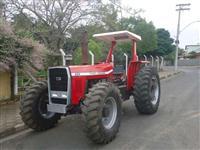 Trator Massey Ferguson 299 4x4 ano 87
