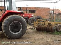 Trator CBT 8440 4x2 ano 89