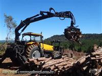 Munck Carregador Florestal