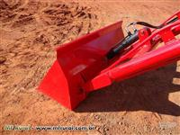 Plaina dianteira hidraulica
