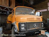 Caminhão  Mercedes Benz (MB) 1519  ano 78