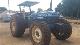 Trator Ford/New Holland 8030 4x4 ano 95