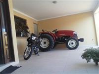 Trator Yanmar 1155 4x4 ano 09