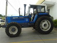 Trator Ford/New Holland 8630 4x4 ano 97
