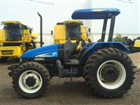 Trator Ford/New Holland TL 85  4x4 ano 07