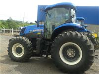 Trator Ford/New Holland T7-205 4x4 ano 14