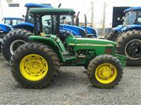 Trator John Deere 5705 4x4 ano 05