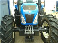 Trator Ford/New Holland TL 85 CABINADO 4x4 ano 13