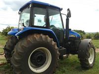 Trator Ford/New Holland TS 6040 CABINADO  4x4 ano 14