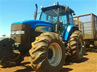 Trator Ford/New Holland TM 7010  4x4 ano 13