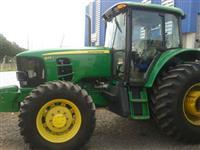 Trator John Deere 6125 J 4x4 ano 12