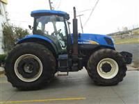 Trator Ford/New Holland T 7060 4x4 ano 07