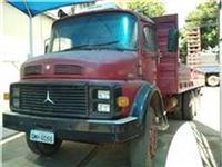 Caminhão  Mercedes Benz (MB) L-1316 3 Eixos  ano 85