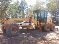 Motoniveladora New Holland RG140B Ano 2006