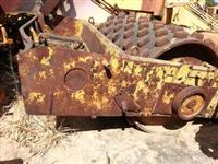 Rolo Compactador Dynapac Rebocavel Ano 1985