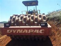 Rolo Compactador Dynapac CA250 Ano 2009
