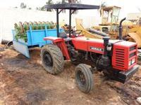 Trator Agrale 4300 4x2 ano 98