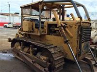 D50 1987  Ripper  trabalhando