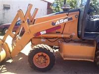 RETRO CASE 580 4X4 2011