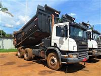 Caminhão  Scania P 420  ano 11