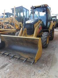 RETROESCAVADEIRA  CAT 416 E 2008  120MIL