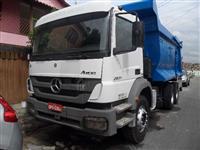 Caminhão Mercedes Benz (MB) 2831 Basculante ano 12