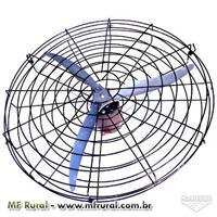 Ventilador Trifásico para Indústria e Granjas