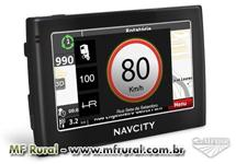 GPS NAVECITY WAY 75 TELA DE 7 POLEGADAS E TV DIGITAL