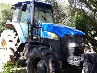 Trator Ford/New Holland TM7010 4x4 ano 11