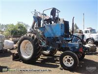 Trator Ford/New Holland 6600 4x4 ano 11