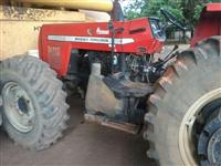 Trator Massey Ferguson 292 4x4 ano 4