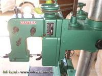 Maquina de costurar sacos com esteira Matiza