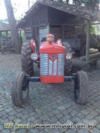 Trator Massey Ferguson 65 X 4x4 ano 77