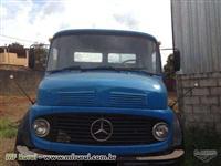 Caminhão  Mercedes Benz (MB) 1519  ano 75