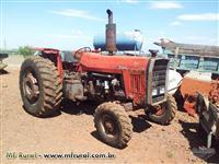 Trator Massey Ferguson 296 4x2 ano 82